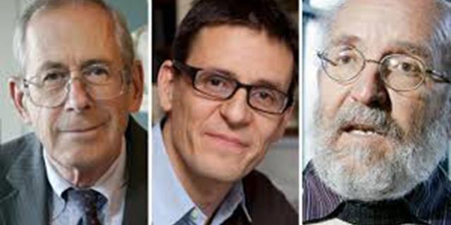 برندگان نوبل فیزیک 2019
