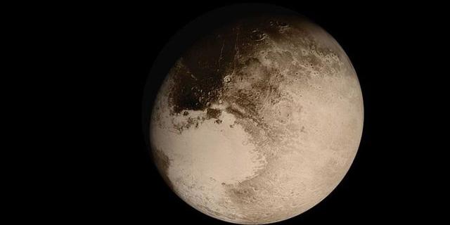 تحقیقات جدید نشان میدهد؛پلوتو احتمالا از یک میلیارد دنبالهدار تشکیل شده است