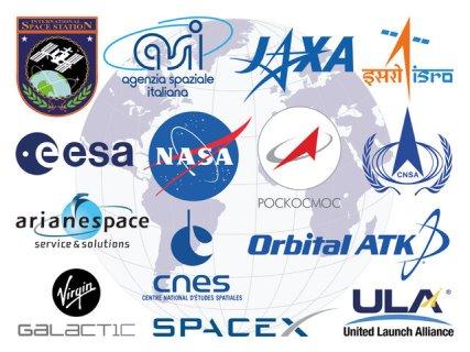 تولید فناوری در سازمانهای فضایی دنیا چگونه است؟